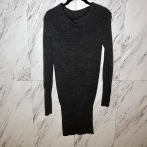 BCBGMaxAzria Wool Sweater Dress